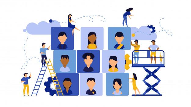 job career business success agency audience illustration 159757 6